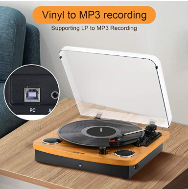 Convert Your Old Records for Use in Your Videos